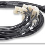 Harting-Stecker auf Rast-5-Stecker